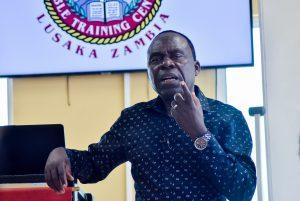 William Kantumoyo
