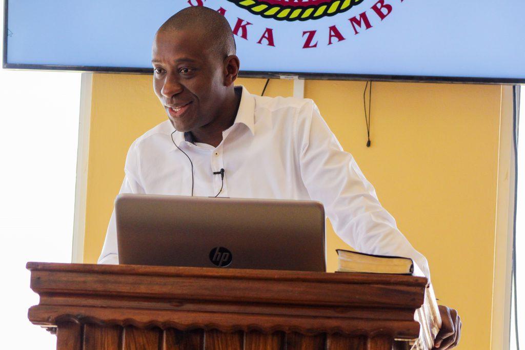 Benjamin Moyowambuya