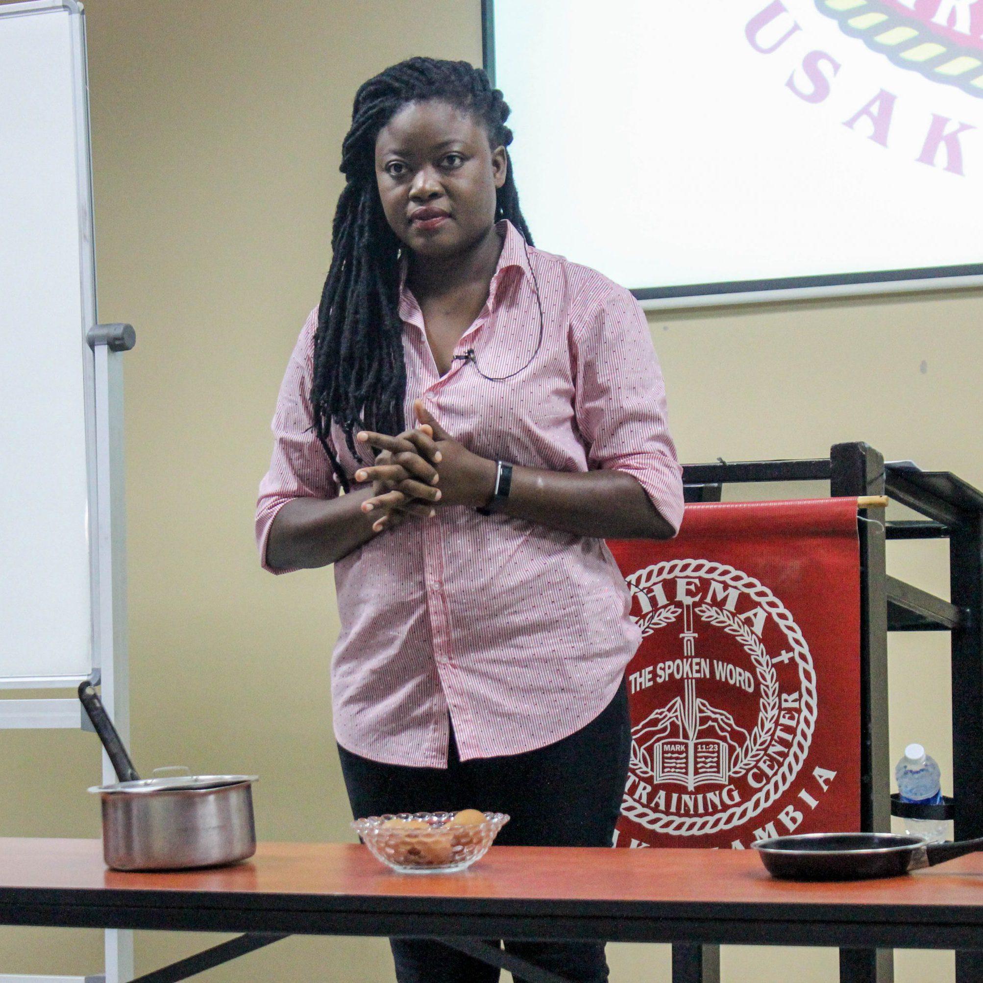 Natasha Zgambo